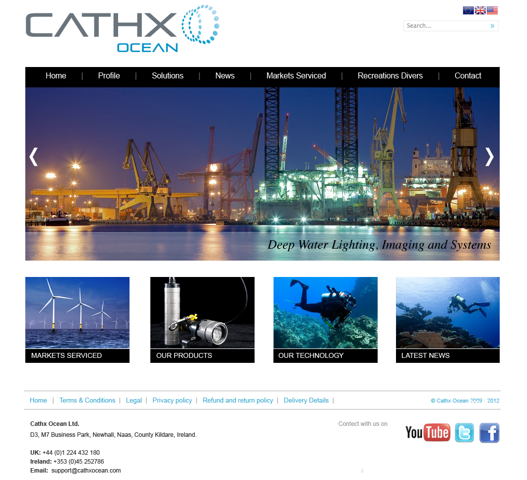 Cathx Ocean